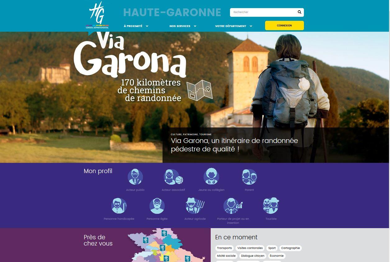 Référence consultant collectivités territoriales : site du d