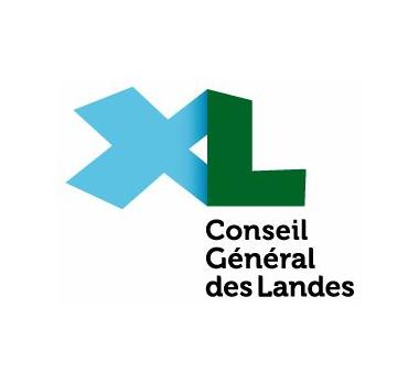 Conseil Départemental des Landes - Collection de 3 sites