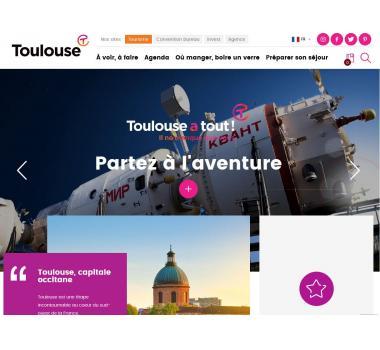 Office de tourisme de toulouse agence d 39 attractivit - Office de tourisme de toulouse ...